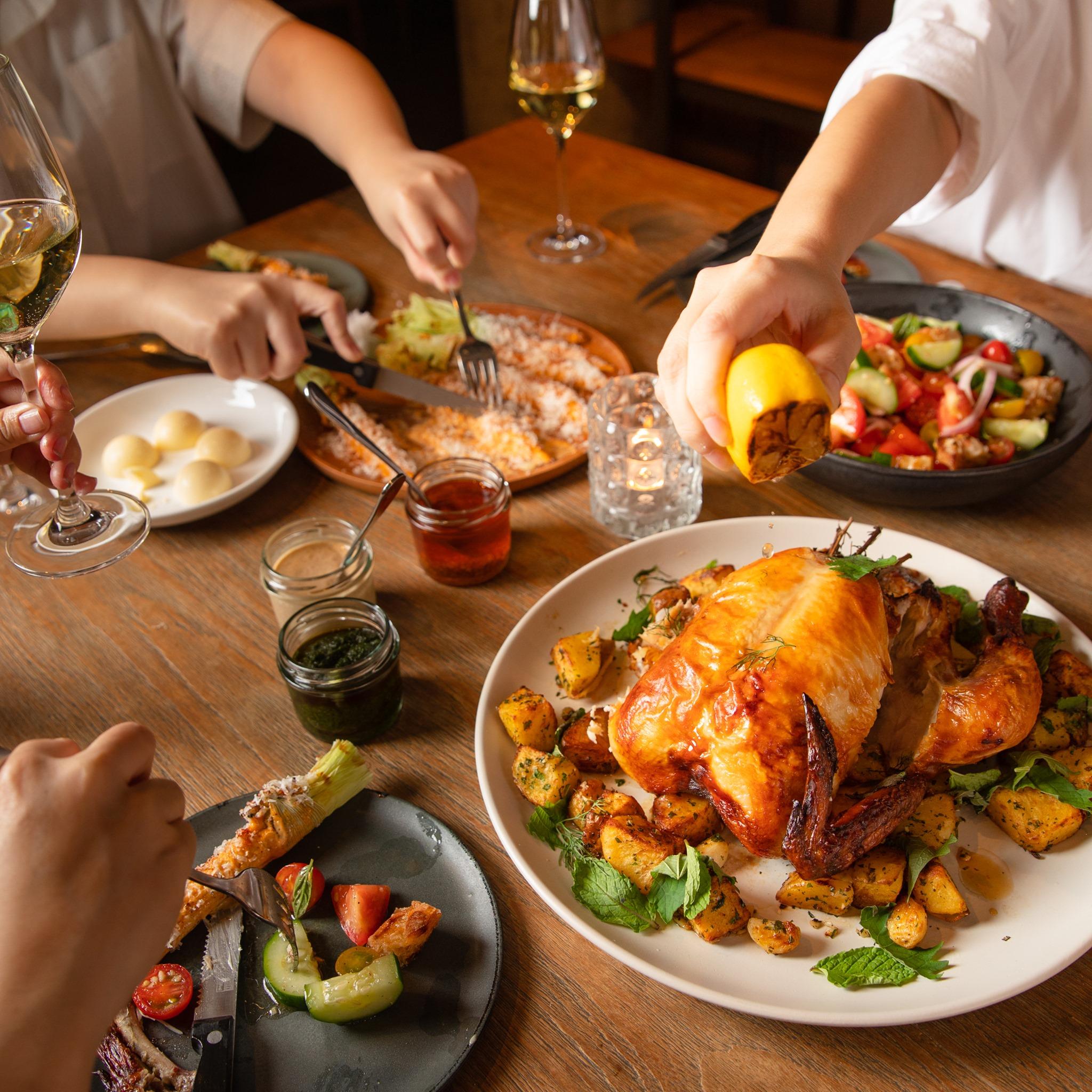 Order Food Online from Roast